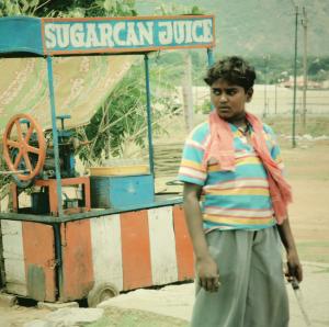 Guntram Krasting sugarcan juice