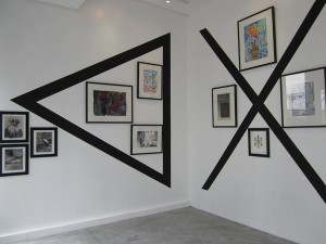 "Timo Roter Gruppenausstellung ""skeletonsOfBeer"", PabloGallerie, Philipinnen 2011"